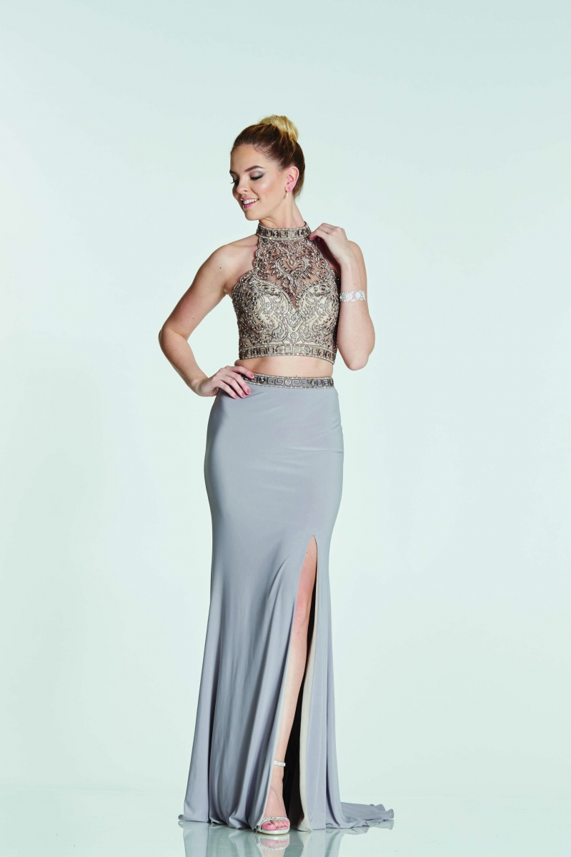 Illusion Prom Dresses - Jessica\'s Bridal and Evening wear